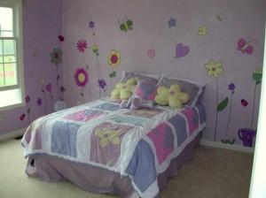 دهانات غرف نوم اطفال 1