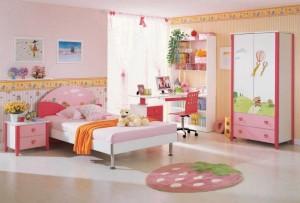 ديكورات غرف نوم اطفال 11