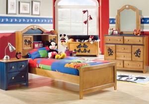 ديكورات غرف نوم اطفال 8