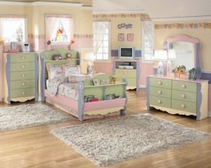 ديكورات غرف نوم اطفال 88