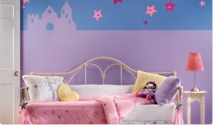 دهانات غرف نوم اطفال 6