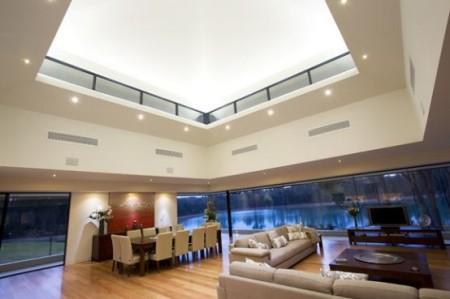 تصميمات داخلية للمنازل 2014
