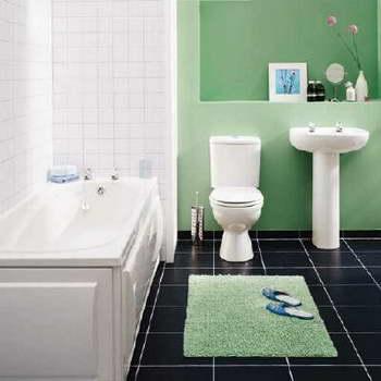 حمامات ضيقة