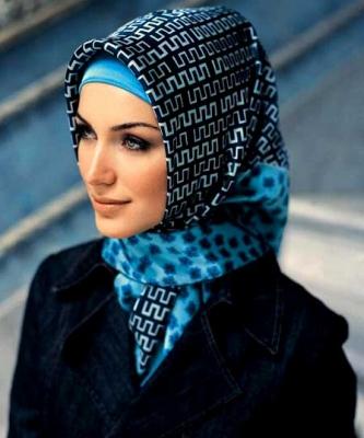 اخر لفات الحجاب