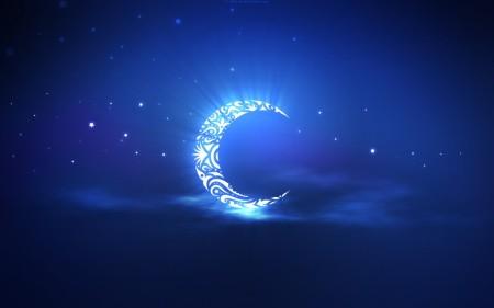 خلفيات هلال رمضان