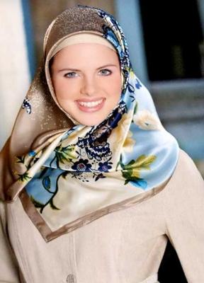 لفات حجاب جديدة