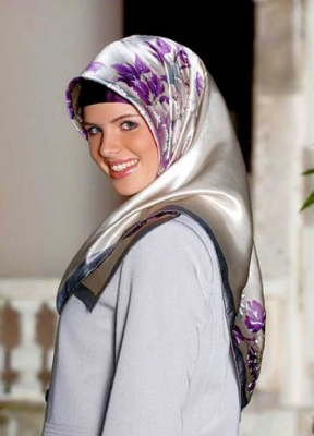 لفات حجاب مميزة