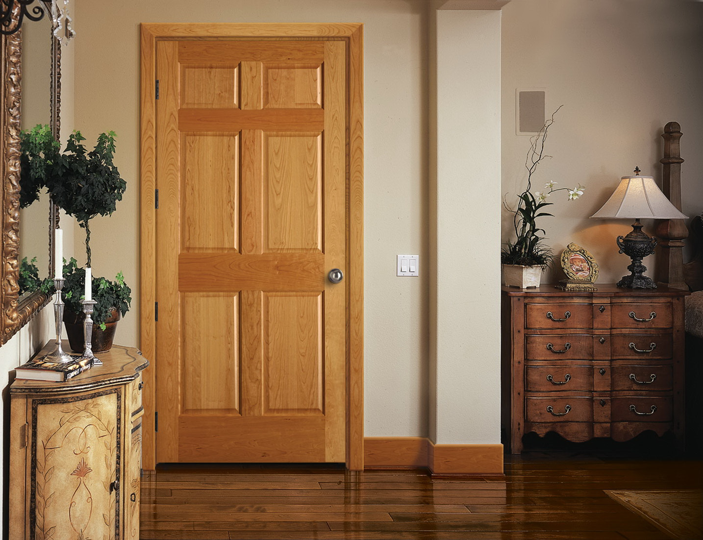 for Hardwood interior doors
