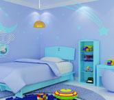دهانات الجزيرة لغرف الاطفال