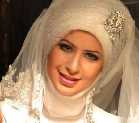 حجاب الزفاف