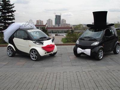 صور سيارات مضحكة