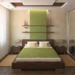 غرف نوم خضراء سكيب
