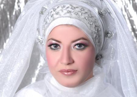لفات طرح زفاف 2014 شيك