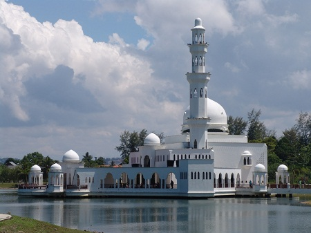 تصميمات مساجد