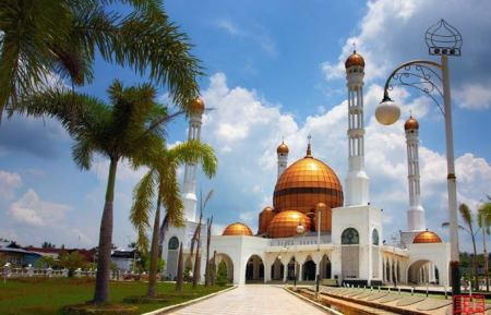 صور مساجد كبيرة