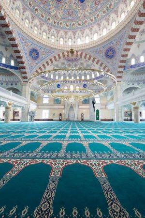 مساجد من الداخل