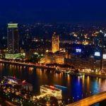 مصر في الليل