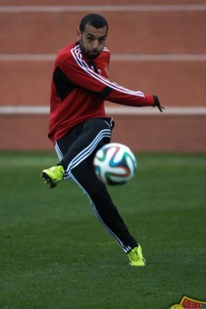 Mohamed Salah football