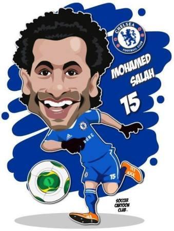 Mohamed Salah photos
