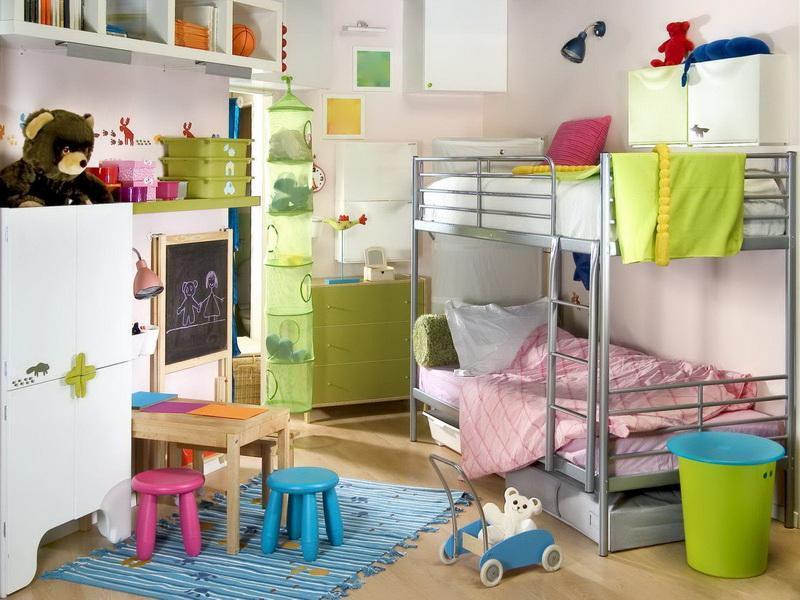 احدث غرف اطفال (1)