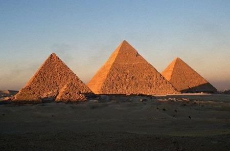 الاهرامات الثلاثة