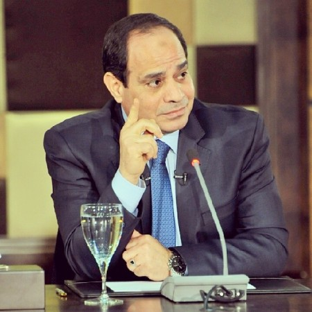 الرئيس عبدالفتاح السيسي (3)