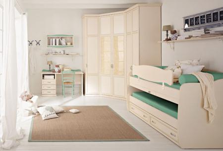 دهانات غرف نوم اطفال (2)