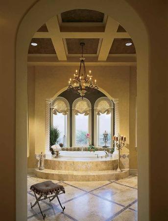 ديكورات حمامات صغيرة (4)