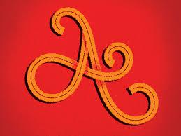 شكل حرف A (4)