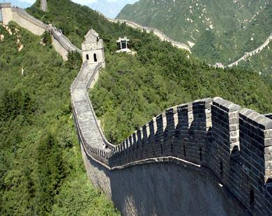 صور جديدة سور الصين العظيم (2)