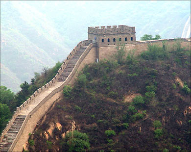 صور جديدة سور الصين العظيم