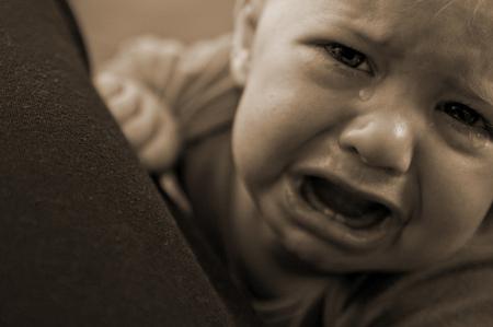صور دموع اطفال (2)