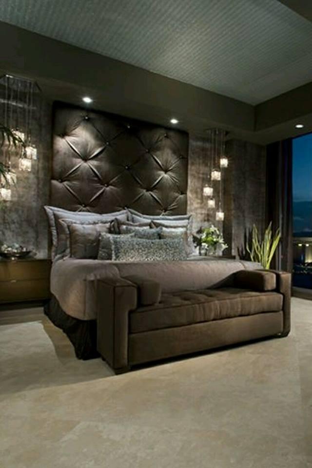 صور غرف نوم جميلة جديدة مودرن للعرسان كاملة (3)