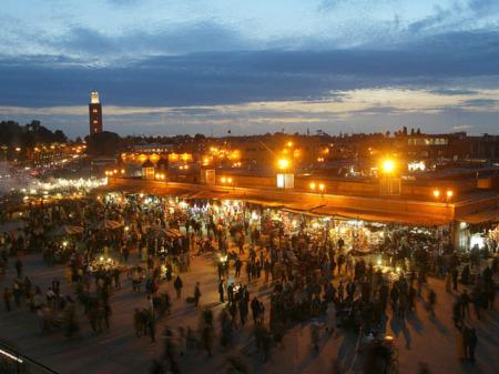 صور في المغرب