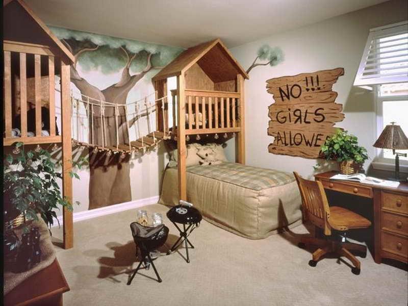غرف للأطفال (2)