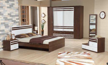 غرف نوم بأشكال مميزة