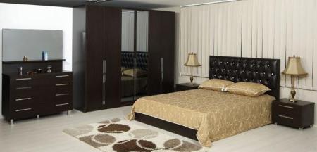 غرف نوم بتصميمات فخمة