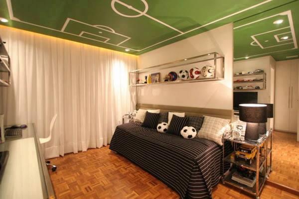غرف نوم جميلة مودرن شيك (1)