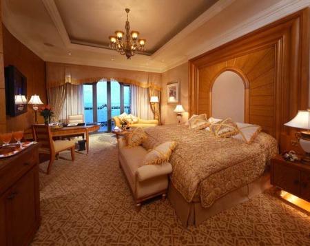 غرف نوم دهبي
