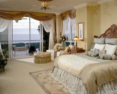 غرف نوم راقية جدا