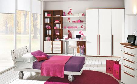 غرف نوم للاطفال