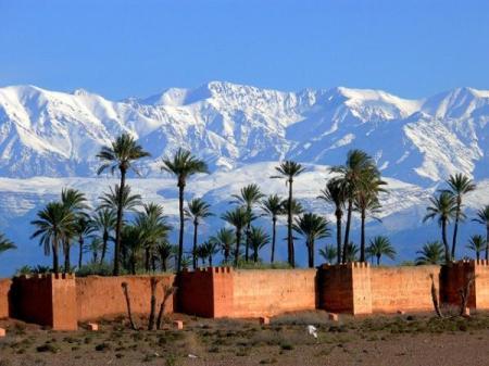 مناظر المغرب