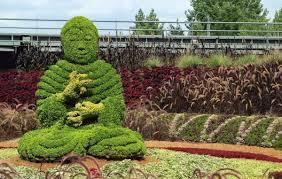 حدائق فخمة