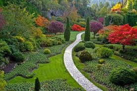 ديكور حدائق منزلية (4)