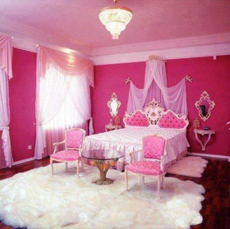 سرائر باللون البمبي