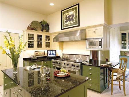 مطابخ خضراء