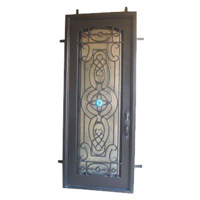 باب حديد صغير (2)