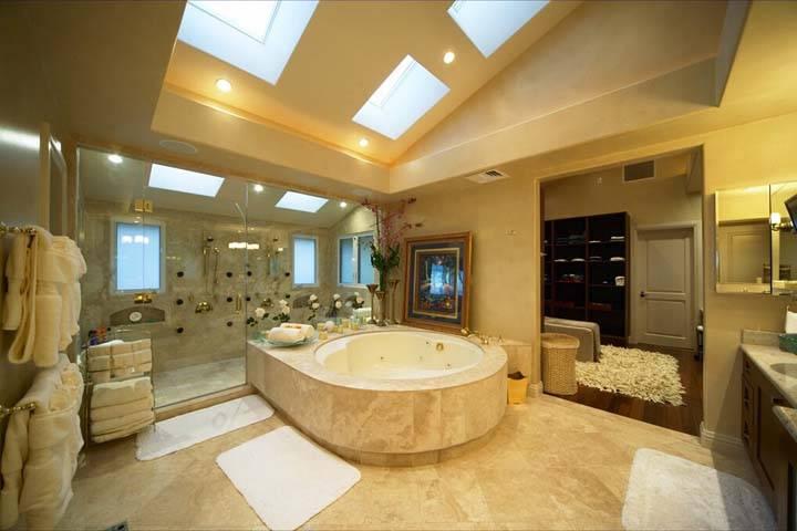 صور حمامات
