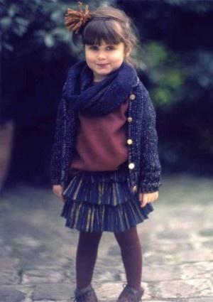 ملابس اطفال بنات شتوي