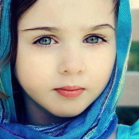 اطفال محجبات (2)